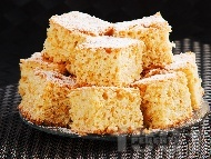 Рецепта Пухкав кекс с вода портокалови кори